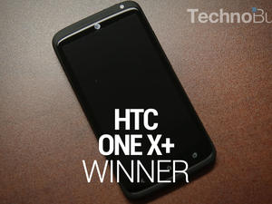 AT&T HTC One X+ Winner Announced!