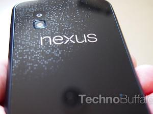 Now the 16GB Nexus 4 is Sold Out, Too