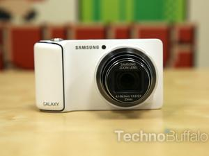 Samsung Galaxy Camera Unboxing: Point-and-Shoot With Smartphone Guts (Video)