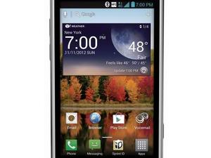Sprint to Launch LG Mach QWERTY Android Smartphone on Nov. 11 for $100