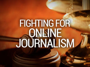 Ask the Buffalo: Fighting for Online Journalism