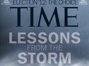 Image Captured by Apple's iPhone 4S Graces TIME Magazine Cover