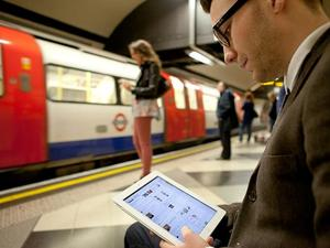 EE Customers in U.K. To Get Free Wi-Fi Access on London Tubes From 2013