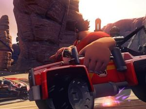 Wreck-It Ralph Finds a Home in Sonic All-Stars Racing Transformed