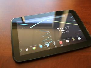 Nexus 10 Tablet Back in Stock From Google Play