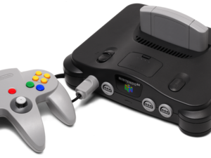 The Best Tech Gift I've Ever Received: Nintendo 64