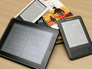 iSuppli Report: E-readers Are Getting Killed By Tablets, Outlook Grim
