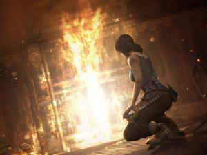 Tomb Raider's New Survival Trailer Reminds Us of Red Dead Redemption