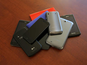 Top 12 Mobile Stories of 2012