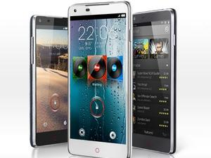 ZTE Unveils Nuba Z5 Android Jelly Bean Phablet with 5-inch 1080p Display