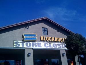 Blockbuster to Close its Remaining U.S. Stores