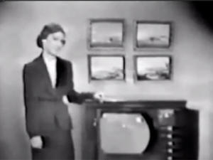 Flashback Friday: 1950s TVs