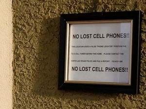 North Las Vegas Man Becomes Target For Lost Cell Phone Seekers