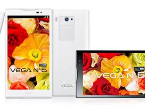 Pantech Vega No. 6 Revealed with Massive 5.9-inch 1080p Display