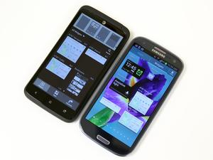 HTC One X+ Vs. Samsung Galaxy S III: Smartphone Smackdown!