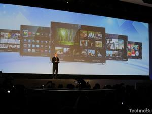 Samsung Unveils New Smart Hub for Smart TVs