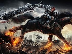 Platinum Games Interested in Darksiders?