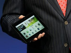 BlackBerry announces a new tablet, but it's not what you think