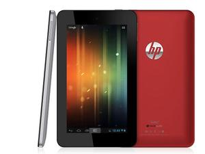 HP Slate 7 Android Tablet Revealed - Launches in April for $169