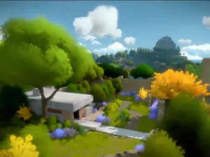 """Braid Creator Shows Off His New Game """"The Witness"""" on PlayStation 4"""