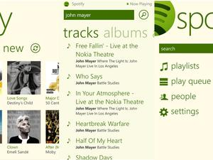 Spotify for Windows Phone 8 is Finally Available