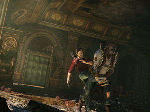 Uncharted 3 Multiplayer Now Free-to-Play