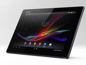Xperia Tablet Z Announced as the Thinnest 10.1-Inch Tablet on the Market