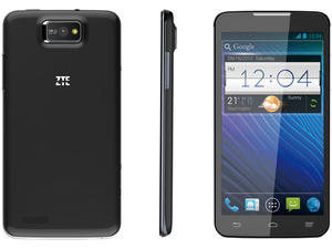 ZTE Grand Memo: 5.7-inch Smartphone With a 1.5GHZ Qualcomm Snapdragon 800 Chip
