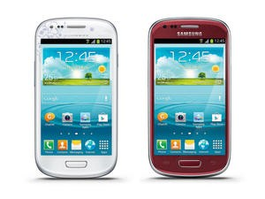 Galaxy S III Mini Receives Two More Colors in the U.K.
