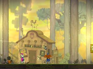 Guacamelee Hands-On  - A Cool and Stylistic Brawler