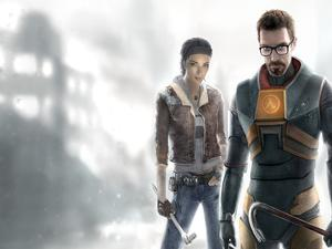 There's a Half-Life 2 update coming, but don't get any ideas