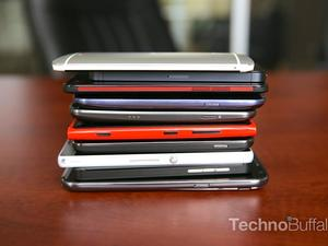 HTC One Comparison Gallery: How Does it Look Next to Everything Else?
