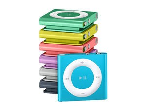 iPod gets shuffled off Apple's homepage