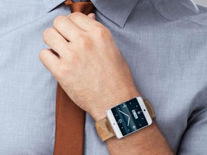 Apple iWatch with a Leather Strap? This Concept Has You Covered