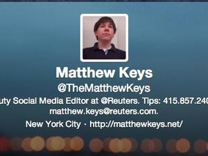 Reuters Social Media Editor Indicted For Alleged Ties To Anonymous
