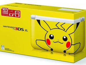 Nintendo to Release Pikachu Themed 3DS XL