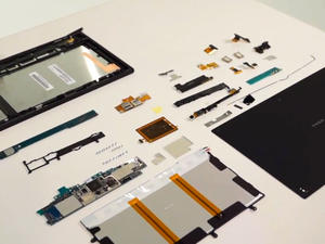 Xperia Tablet Z Receives Teardown Treatment in Sony Video
