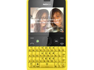 Nokia Asha 210 Introduced with Dedicated WhatsApp Button