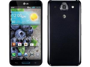 AT&T LG Optimus G Pro Pops Up in Leaked Image
