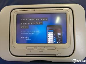 Delta Providing Free Wi-Fi to BlackBerry Users in U.S.