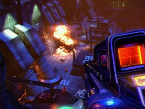 Far Cry 3 Blood Dragon Sequel Reportedly in Talks