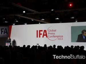 IFA Global Press Conference 2013: Consumer and Industry Trends