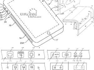 iPhone with Side Displays? Apple Wants a Patent for That