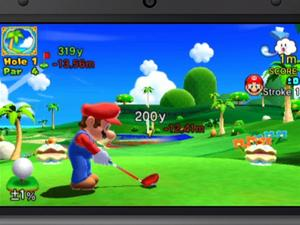 Mario Golf: World Tour Offers Day-One Character and Course DLC