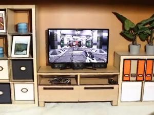 Microsoft IllumiRoom Proof of Concept Video Takes Over Your Living Room