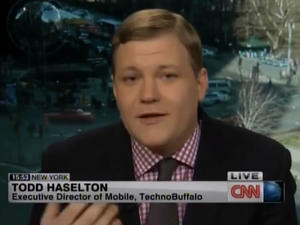 Todd Haselton Discusses Facebook Home on CNN International
