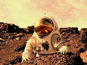 Radiation Exposure Would Exceed Acceptable Limit During Trip to Mars