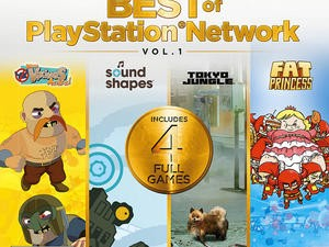 Best of PlayStation Network, Vol. 1 Includes Tokyo Jungle, Fat Princess and More