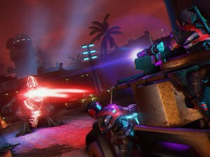 Far Cry 3 Blood Dragon is now free on PC, get it and escape into an 80s future haze with dinosaurs