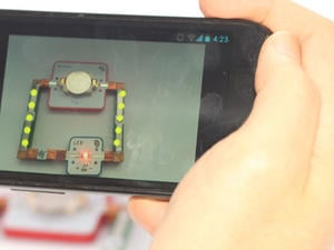 Awesome Tech: LightUp Uses Augmented Reality to Teach Kids How to Build Electronics